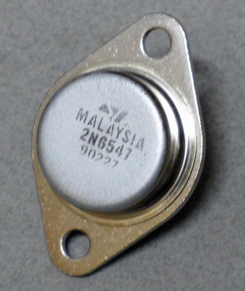 2N6547 - 400V 15A Power NPN Transistor (STMicroelectronics)