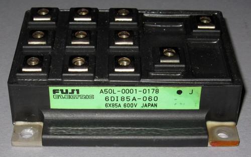 A50L-0001-0178 (Fanuc) - Also: 6DI85A-060 (Fuji) - Transistor - Used