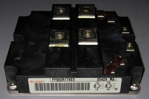 FF800R17KE3 - IGBT (Eupec) - Used