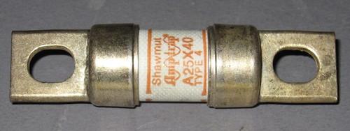 A25X40 - Fuse (Shawmut)
