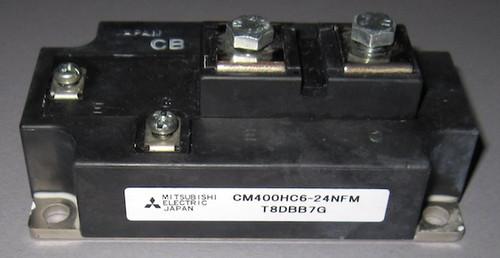 CM400HC6-24NFM - IGBT (Mitsubishi) - Used