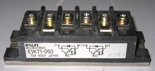 EVK71-050 - Transistor (Fuji) - Used