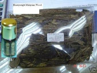 Pure DSuper Aloeswood/Agarwood/Oud Malaysia oil 1cc