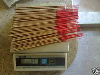 50g- Burma/Myanmar Kyara Agarwood/Aloeswood incense sticks