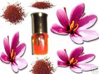 Pure Saffron Oil 3cc - zafran oil