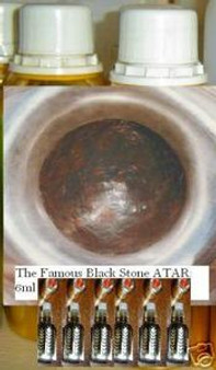 Black Stone Attar 6ml