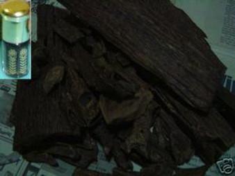 Vintage Indian Assam OUD Aloeswood/Agarwood oil3cc