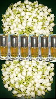 Indonesian Jasmine Oil 6cc -  Royal Quality