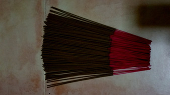 Incense sticks made from Kalimantan Agarwood. Kalimantan from Indonesia is well known for its strong and aroma smell.