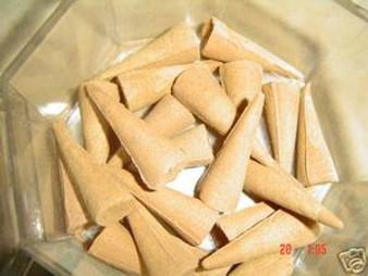 Pure Papua New Gunea Sandalwood Cones 400 grams