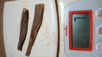 Agarwood/Aloeswood Oud chips, Golden Triangle 7 grams