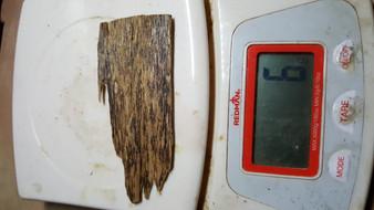 Agarwood/Aloeswood Oud chips, Northern Malaysia 6 grams.