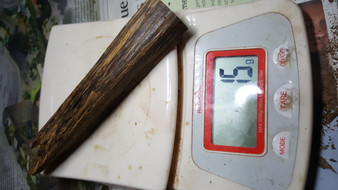 Agarwood/Aloeswood Oud chips, Brunei 15 grams.