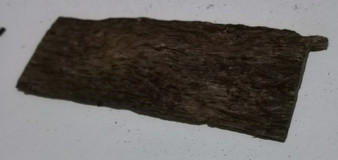 Agarwood/Aloeswood Oud chips, Burma 1 piece 7 grams