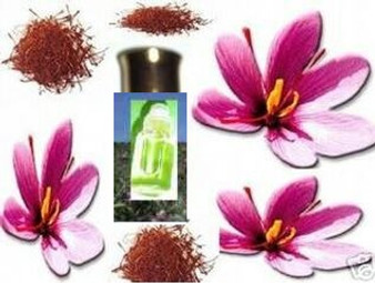 Saffron Oil 30 ml (with free DHL express shipment)
