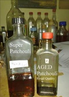 Patchouli essential oil (6cc) Super Quality