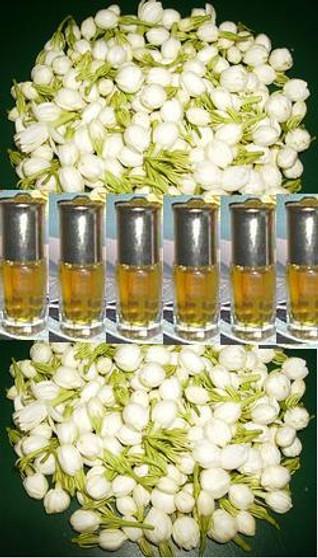 Indonesian Jasmine Oil 6cc -  Royal Quality  (batch 01032021)