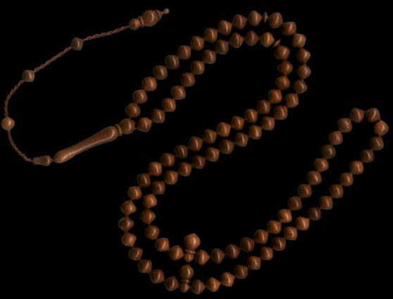 Kuk prayer / meditation beads x 100 beads (last piece)