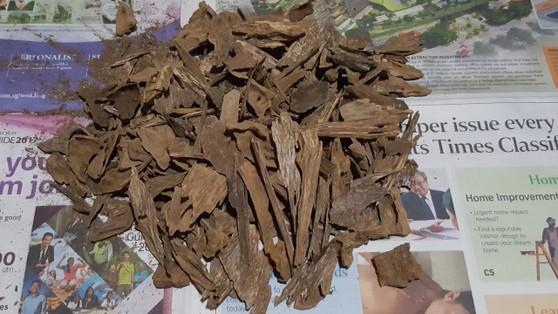 Agarwood/Aloeswood Oud chips, Burmese from Mythina 20g