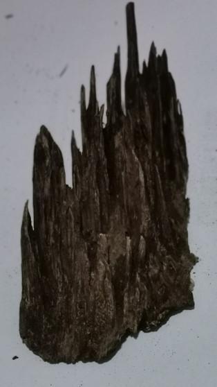 Agarwood/Aloeswood Oud chips, Burma 1 piece 22 grams  Iron gate