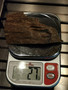 Agarwood/Aloeswood Oud chips, Burma 1 piece 27 grams