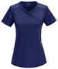 2625A Top in Navy - Front View