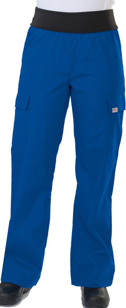 Royal Blue 777 Pant