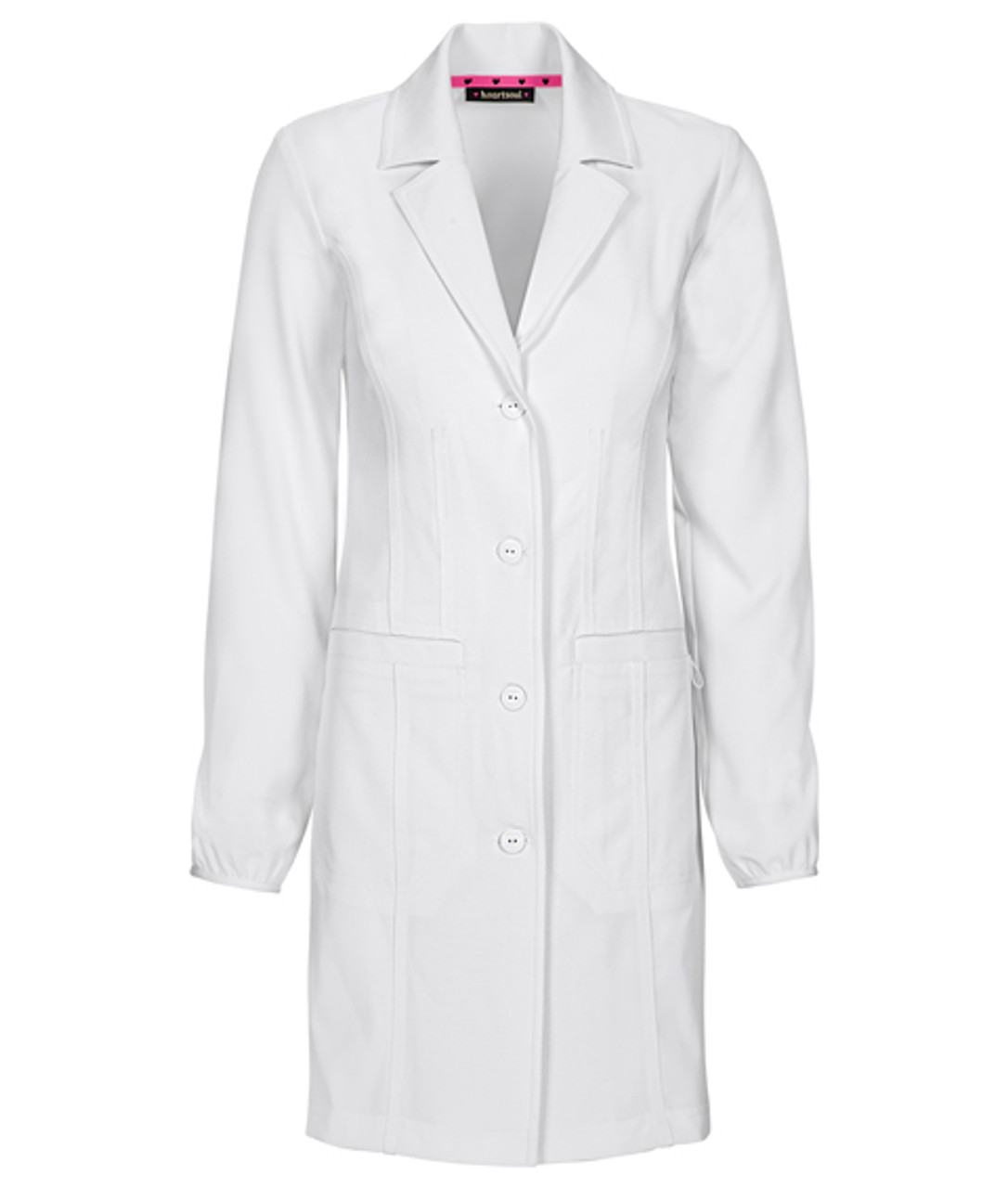 20402 Lab coat - Front View