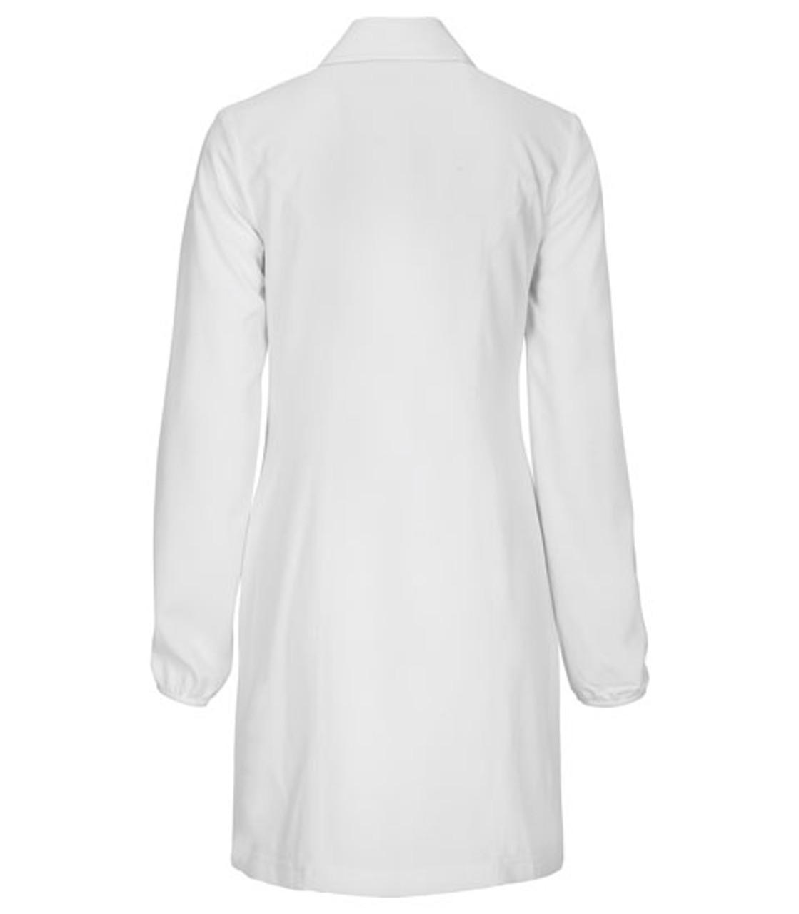 20402 Lab coat - Back View