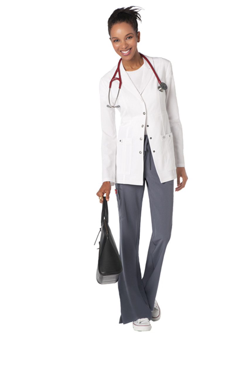 82400 Lab Coat in White