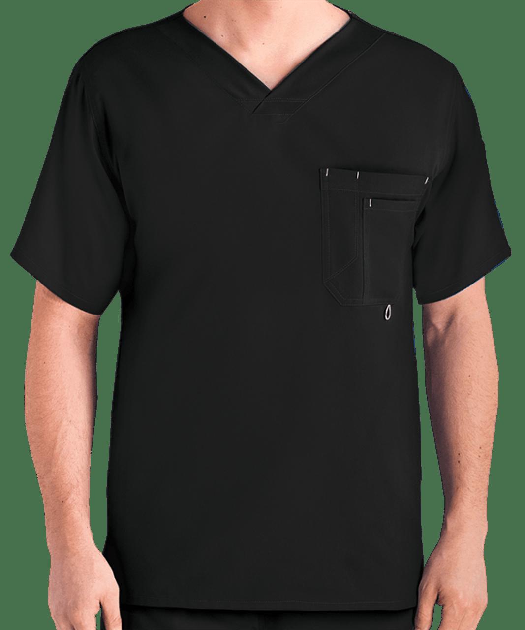 Grey S Anatomy High Open V Neck Everything Uniforms