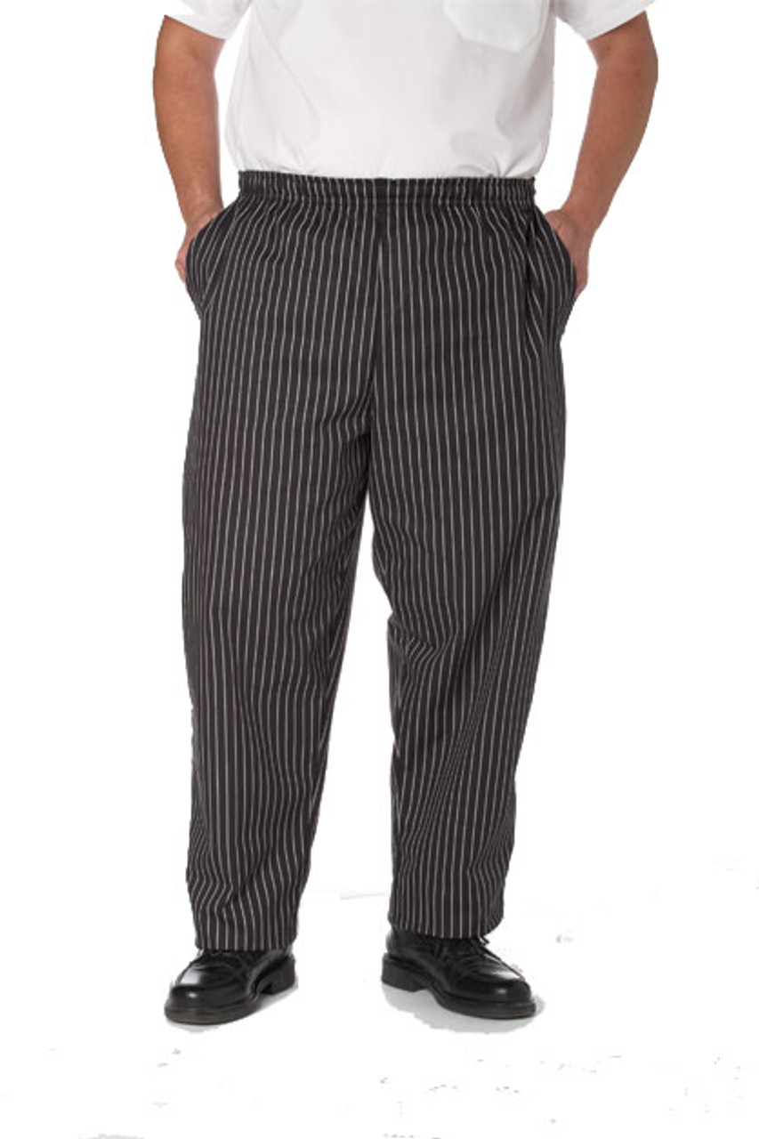Chef Pant with Pin Stripes