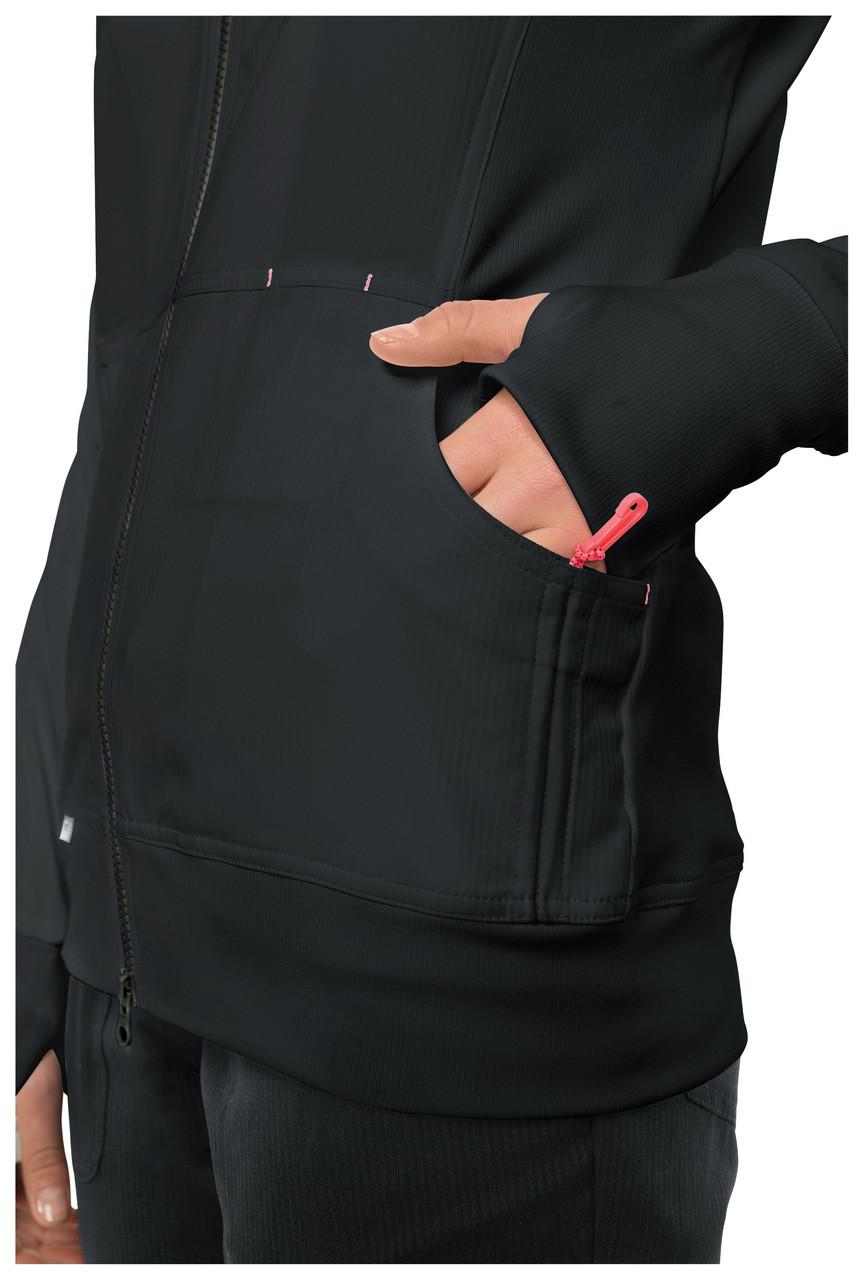 Black - Pocket Detail