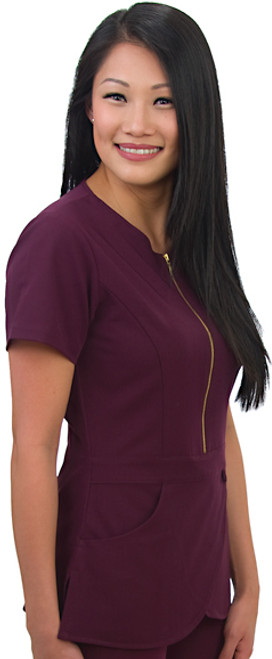 Professional Choice Excel 4-Way Stretch Zip Top