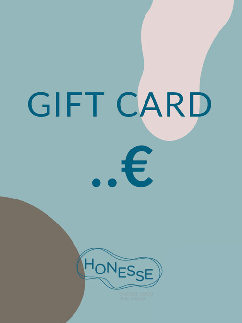 Honesse gift card
