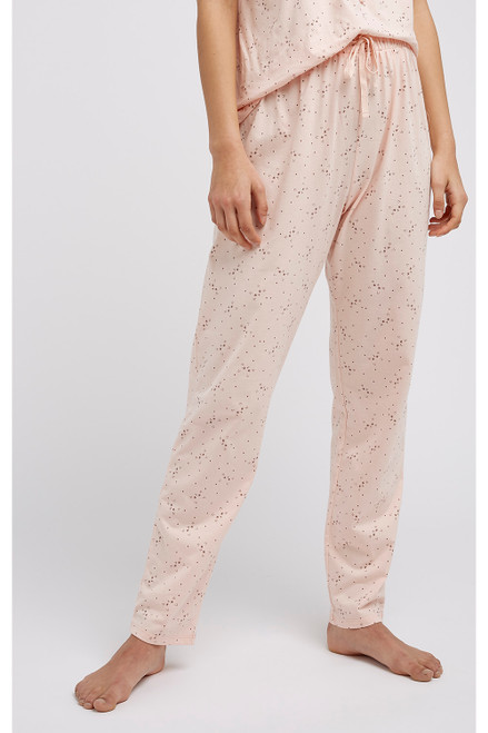 Pyjamabroek met kattenprint