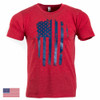 Patriot Tee S/S, Mod 14 (Red/Blue)