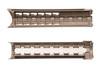 BCMGUNFIGHTER™ PKMR (Polymer KeyMod™ Rail) Mid Length-FLAT DARK EARTH