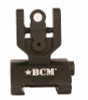 BCM® Folding Sight - REAR (mfg by Diamond Head) - Black