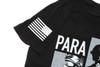 T-Shirt, Para Bellum, Short Sleeve (Black)