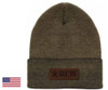 Corps Beanie, Mod 3 (Olive)
