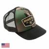 Command Hat, Mod 4 Woodland M81