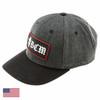 MOUT Hat, Mod 5 Dark Grey Denim