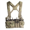DISRUPTIVE ENVIRONMENTS DC3R-HEAVY CHEST RIG Multi Cam
