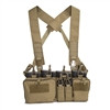 DISRUPTIVE ENVIRONMENTS DC3R-HEAVY CHEST RIG Coyote