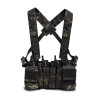 DISRUPTIVE ENVIRONMENTS CHEST RIG X - MULTICAM BLACK
