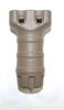 TangoDown SHORT Vertical Grip - FLAT DARK EARTH