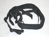 Viking MK2 Wide Sling w/ Pad - BLACK