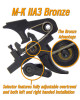 Milazzo-Krieger M-K II A3  Bronze  Two Stage Match Trigger (AR15) by Wisconsin Trigger Company