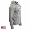Gunfighter Hoodie, Mod 31 (Grey / Black)